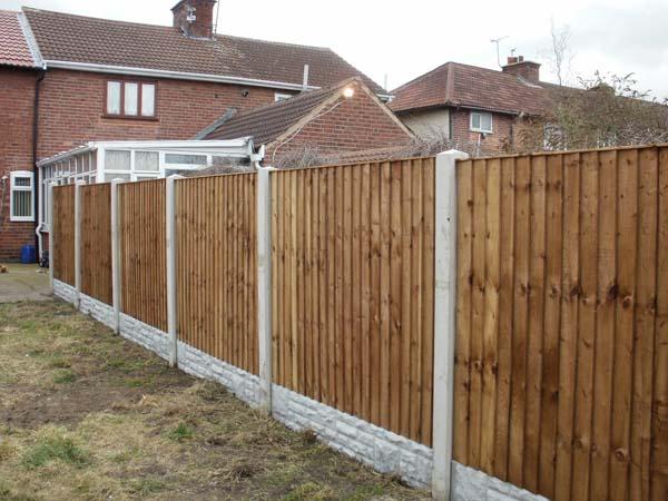 garden fencing fence panels garden decking railway sleepers