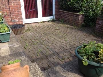 Doncaster garden services pressure cleaning portfolio for Garden design doncaster